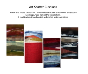 cushion scatter set